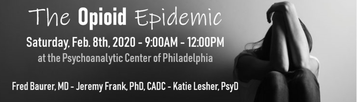 expert panel event opioid epidemic philadelphia